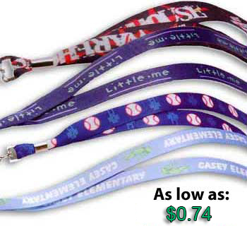 Buy Custom Woven Lanyards at 247Lanyards.com