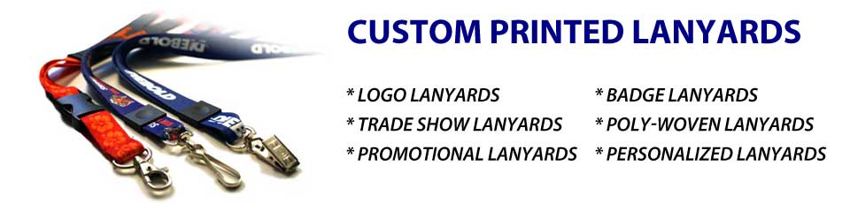 Buy Custom Printed Lanyards at 247Lanyards.com