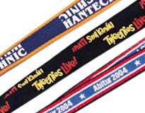 247lanyards.com Buy woven lanyards